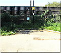 SZ5983 : Turning area only - no parking, Araluen Way, Lake, Isle of Wight by Jaggery
