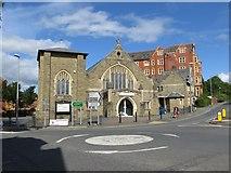 SO0660 : Church on the Corner by Bill Nicholls