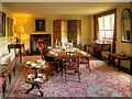 SK1532 : The Small Dining Room, Sudbury Hall by David Dixon