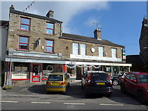 SD8789 : Shops in Hawes by Basher Eyre