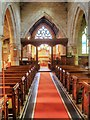 SK1532 : Sudbury All Saints' Church (interior) by David Dixon