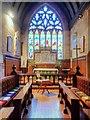 SK1532 : The Chancel, All Saints' Church by David Dixon