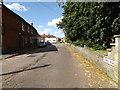 TM1065 : Chapel Road, Mendlesham by Adrian Cable