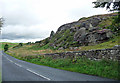 NZ0488 : Rothley Crags near Rothley by Stephen Richards
