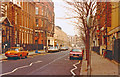 TQ3081 : London (Holborn), 1983: eastward on Great Ormond Street by Ben Brooksbank