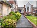 SD8706 : Long Street Methodist School by David Dixon