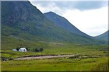 NN2256 : Glen Coe, view to Lagangarbh by Robert Murray