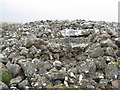 NC5705 : Entrance to Ord North Chambered Cairn by M J Richardson