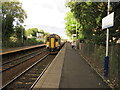 NS5662 : Crossmyloof railway station by Peter Whatley