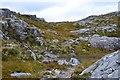 NC2628 : Approaching the Bealach a' Bhuirich by Jim Barton