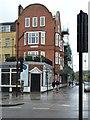 TQ3278 : Herbert Morrison House, Walworth Road, Walworth, London by Robin Stott