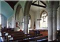 TL5348 : St Mary, Great Abington - South arcade by John Salmon