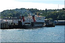 NM8529 : Oban, Ferry terminal by Robert Murray