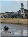 TR1768 : View from the pier, Herne Bay by Paul Harrop