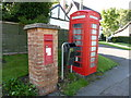 SO9645 : When both mail and telephones were royal by Jeff Gogarty
