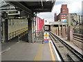 TQ4984 : Dagenham Heathway Underground station, Greater London by Nigel Thompson