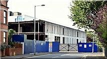 J3372 : Former science library, Queen's University, Belfast (September 2015) by Albert Bridge