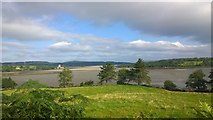 C0931 : Sheephaven Bay with Doe Castle in view. by James Emmans