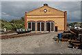 SN5881 : Vale of Rheidol Railway workshops by Ian Capper