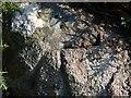 SM7327 : Rivet benchmark, Port-mawr, Carn Llidi Bychan by Becky Williamson