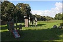 SX9364 : Playground, Stoodley Green by Derek Harper