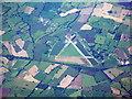 SJ8415 : Disused airfield at Wheaten Aston by M J Richardson