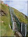 V7323 : The ninety nine steps by Oliver Dixon