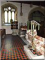 TQ5793 : Lectern & Pulpit of St. Peter's Church by Adrian Cable