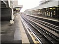 TQ3882 : Bromley-by-Bow Underground station, Greater London by Nigel Thompson
