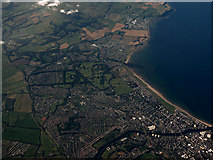 NS3421 : Ayr from the air by Thomas Nugent