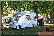 TR1457 : Mister Softee ice cream van, Canterbury by Jim Barton