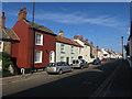 TF9143 : Freeman Street, Wells-next-the-Sea by Hugh Venables