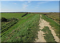 TF9243 : Norfolk coast path to Wells by Hugh Venables
