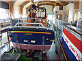 SZ6588 : RNLI Bembridge;s Tamar class lifeboat by Steve  Fareham