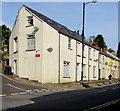 SO2603 : Station Street cyclist, Abersychan by Jaggery