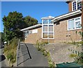 TQ3206 : St Andrew's Church hall, Moulsecoomb by Paul Gillett