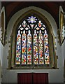 SO5865 : St Michael's church, West Window by Philip Pankhurst