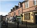 SP2864 : Southeast on Swan Street, Warwick by Robin Stott