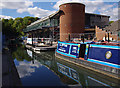 SO9491 : Dudley Canal Trust Visitor Centre by Ian Taylor
