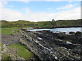 NM8026 : Port a' Chaisteil and Gylen Castle, Kerrera by Euan Nelson