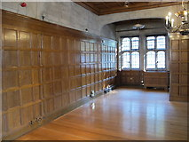 TQ3180 : Wood panelled room, Two Temple Place by David Hawgood