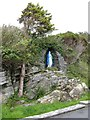 L6557 : Marian grotto by Jonathan Wilkins