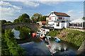 SK7696 : The Haxey Gate Inn by Graham Hogg