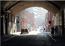 SP0687 : On Water Street, Birmingham by Neil Theasby