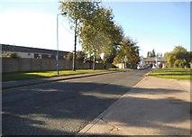 SJ9300 : Hospital Entrance by Gordon Griffiths
