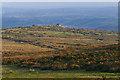 SX7576 : View towards Bag Tor by Alan Hunt