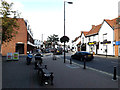 TQ6794 : B1007 High Street, Billericay by Adrian Cable