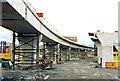 J3474 : Weir and cross-harbour bridges, Belfast -  October 1993(2) by Albert Bridge
