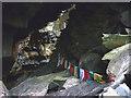 NY4406 : Inside Cauldron Quarry, Kentmere by Karl and Ali