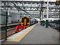 NT2573 : Edinburgh Waverley station by Dr Neil Clifton